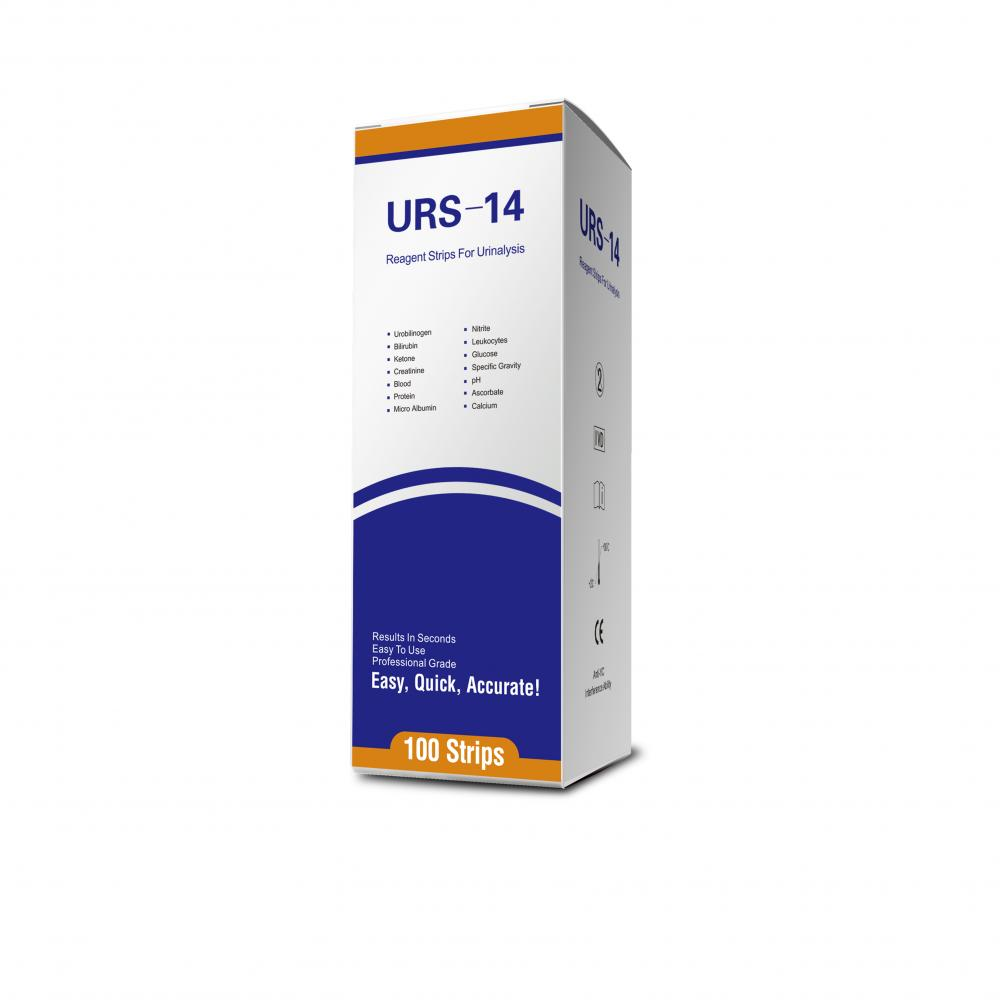 hospital medical  Urine 14 Parameter Test Strips
