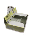 Display cardboard box gift with lid