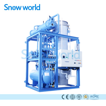 Snow world 20T Tube Ice Machine