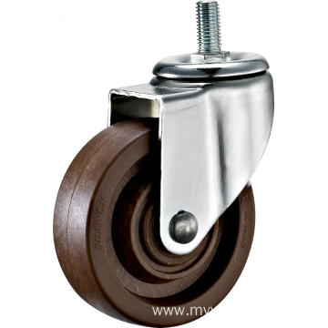 5'' Thread Stem High Temperature Caster