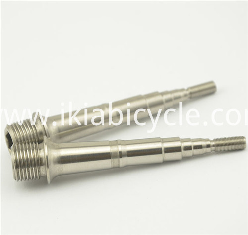Bicycle Parts Pedal Axle