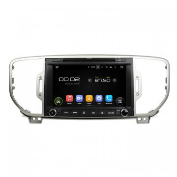 KIA SPORTAGE 2016 Android 6.0 car dvd gps