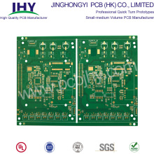 OEM/ODM Supplier for pcb prototype service Double Sided PCB Red HASL LF supply to India Manufacturer