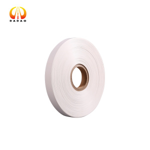 50 micron opaque white polyester tape