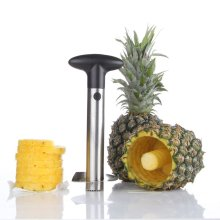 Stainless Steel Pineapple Corer Slicer Peeler