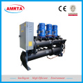 Custom Water Cooled Chillers and Heat Pumps