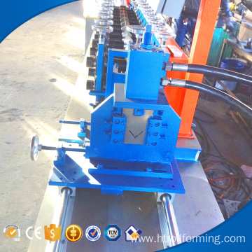 High precision galvanized steel sheet light gauge steel frame machine