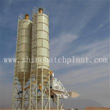 China supplier OEM for Portable Concrete Plant 50 Mobile Batch Plants export to Central African Republic Factory