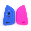 Rubber key covers for BMW car keys