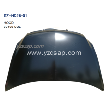 Customized for Used Honda Accord Hood Steel Body Autoparts Honda S1 2011 HOOD export to Suriname Exporter