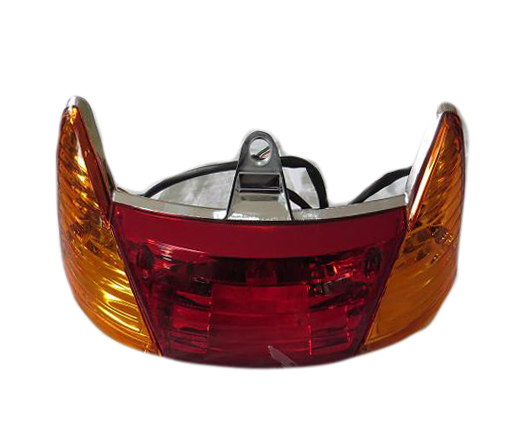 Scooter Rear Lamp Assy Spare Part Plastic