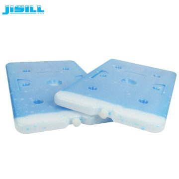 Portable Plastic Cooler brick Cooling Elements