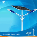DELIGHT 4M Hot-dip Pole Solar LED Street Lamp