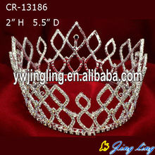 Wholesale Full Round Pageant Crowns For Sale