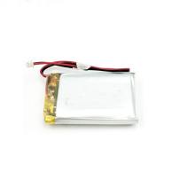 Customized for High Capacity 18650 Battery 351315 3.7V 40mah Customized Lipo Battery supply to Indonesia Exporter