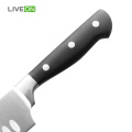 Carbon Steel Cooking Santoku Knife