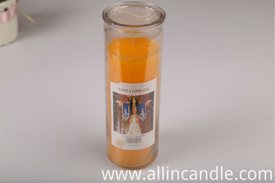 glass jar candle (70)