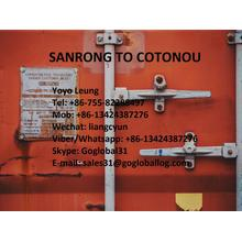 China New Product for Shipping To Africa Zhaoqing Sanrong Sea Freight to Benin Cotonou export to Netherlands Manufacturer