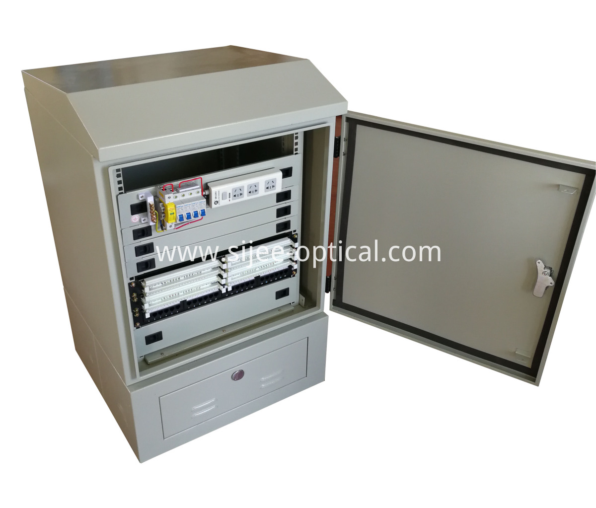 Outdoor Distribution Cabinet