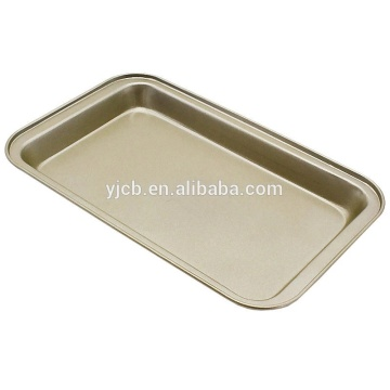 Oven Baking Tray Carbon Steel Cookies Tray Sheet