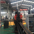 Punching and Shearing Machine for Angles Tower Transmission