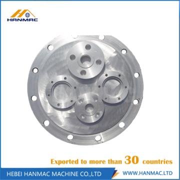 Aluminum forged blind flange
