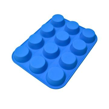 Good Quality for Commercial Muffin Pans 12- cavity Silicone Texas Muffin Pan supply to Samoa Exporter