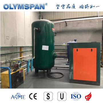 ASME standard composite material treatment autoclave
