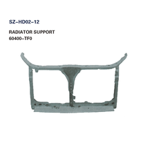 Customized for HONDA Radiator Steel Body Autoparts Honda 2009 FIT/JAZZ RADIATOR SUPPORT supply to Brazil Exporter