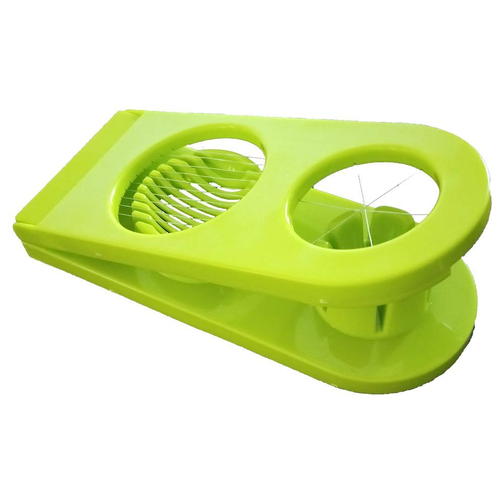 Multipurpose Stainless Steel Wire Boiled Egg Slicer