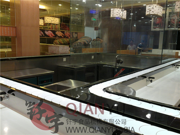 Customize Sushi Conveyor Food Conveyor