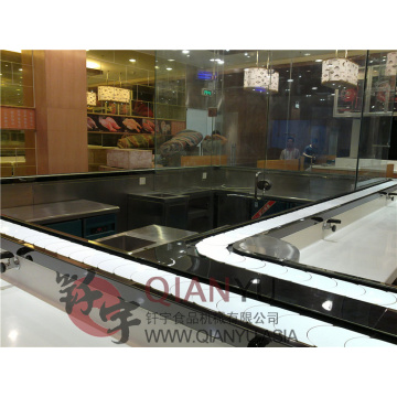 Hygienic Design Stainless Steel Sushi  Belt