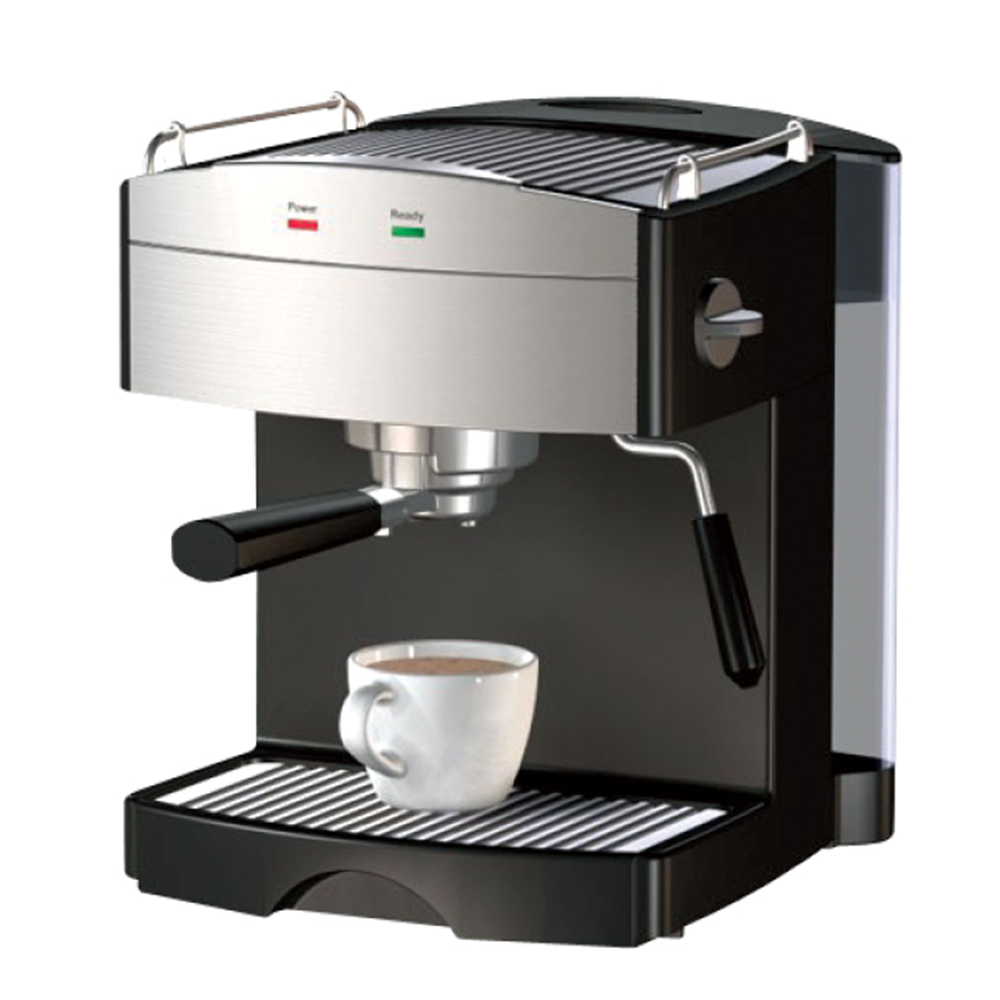 European coffee maker