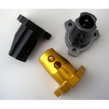 CNC precision machining service for aluminum parts