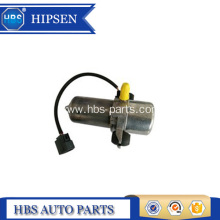 Electrical brake vacuum pump for electric car