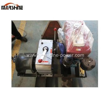 Honda Petrol Engine Powered Winch