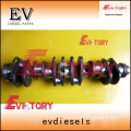 KOMATSU engine 6D102 bearing crankshaft con rod conrod