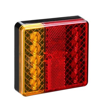 Emark 12V Submersible Trailer Combination Rear Lights