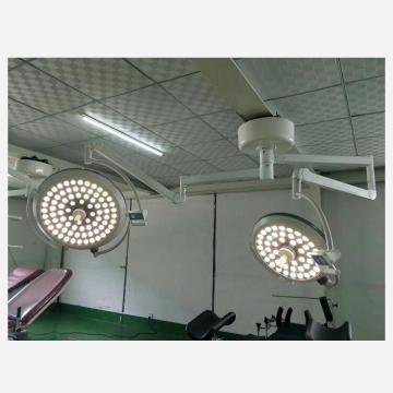 Double head ceiling LED shadow lamp