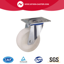 PP Plate Swivel Industrial Caster
