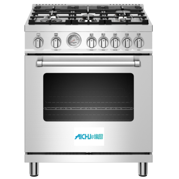 30 inch All Gas Range 5 Burners