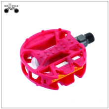 Red ball less cycling cycle pedals