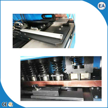 New Fast Automatic Busbar Punching And Shearing Machine