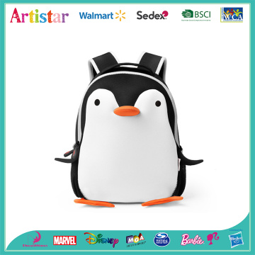 Penguin animal modelling backpack
