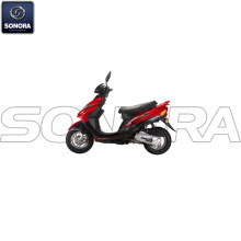 Benzhou YY50QT-F YY150T-F Body Kit Complete Scooter Engine Parts Original Spare Parts