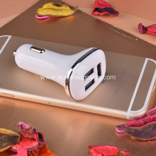20 Years manufacturer for Portable Car Charger 3 Port Smart USB Car Charger Accessories supply to Germany Factories