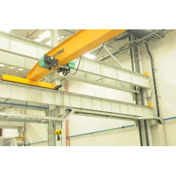 single girder electric crane 35t
