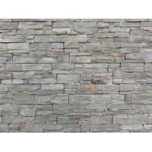 Beautiful Natural Stacked Stone Systems for Outside Wall