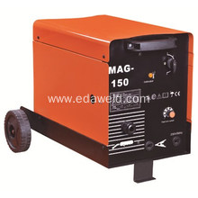 Best Quality for 380V Inverter MIG Welding Machine MAG 150 Direct Current Welding Welder export to American Samoa Importers