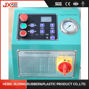 High Pressure Full Automatic Terminal Crimping Machine